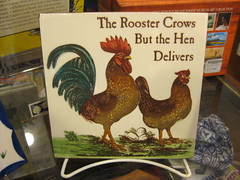 Chicken Coop Signs