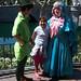 Peter Pan visits the Fairy Godmother