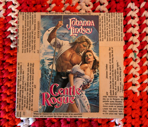 Trashy Romance Novel Box