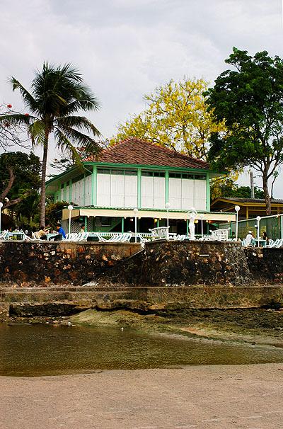 Baan Itsara, a seafood restaurant in Hua Hin