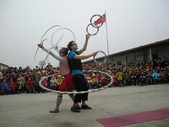 200903 Clowns Sans Frontieres Sichuan Tour 2009