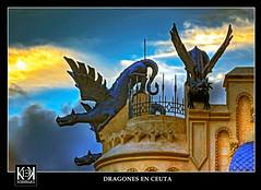 draghi del casinò quattro sulla mappa