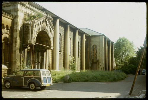 Pro-Cathedral, Clifton, June 1981