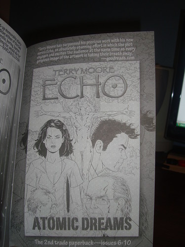 echo blurb 1