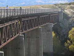 Bridge on the Rail Trail (Hickey/Scott) Tags: bridge newzealand cycling nz southisland otago railtrail centralotagorailtrail otagocentralrailtrail