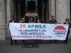 25 Aprile: La Costituzione per tutti (Sinistra Democratica) Tags: 25aprile sinistraelibert liberazione25aprilesinistraelibertcostituzioneresistenza