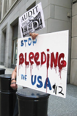 Stop Bleeding the USA