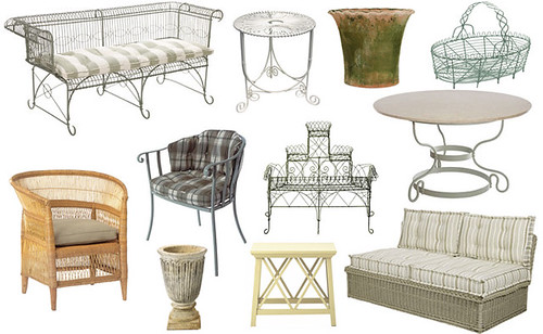 marston & langinger outdoor furniture