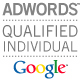 Google AdWords Qualified Logo