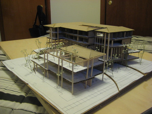thesis study model