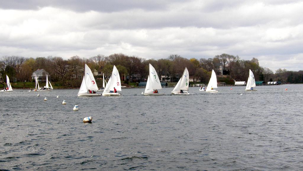 Gray sails
