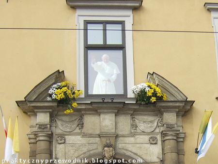 Okno Papieskie Kraków