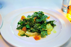 Fennel and Celery Salad with Bottarga