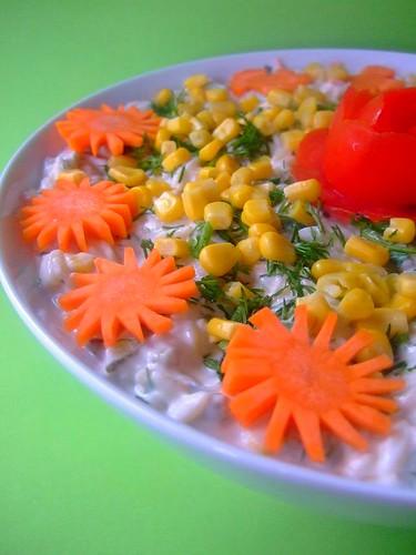 yogurtlu arpa sehriye salatasi von Ihnen.