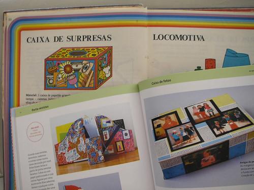 Livros: caixa de surpreas