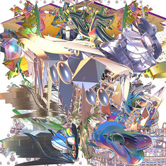 Silent Theme from Mind-Bending Muse (Zone Patcher) Tags: abstract color art geometric colors collage modern graphicart digital photomanipulation manipulated wow computer design graphicdesign 3d artwork colorful flickr abstractart collages modernart surrealism digitalart surreal wallart fantasy computerart 3dart fractal fractals 2d surrealistic zone photomontages 3ddesign digitalarts 2dart digitalartwork digitaldesign fractalart abstractexpressionism visualmashup geometricart fractaldesign zonepatcher computerdesign abstractobjects contemporaryartist modernartist june09 incendia 3dfractal digitalcollages abstractartwork surrealistartist 3dabstract modernabstractart abstractcontemporary abstractwallart contemporaryabstractart digitalartimages abstractsurrealism awardtree psychoactivartz digitalart3d surrealartist surrealdigitalart abstractsurrealist 3dgraphicdesign digitalmosaics abstractartistsurrealart moderndigitalart amerciansurrealism americanabstractartists