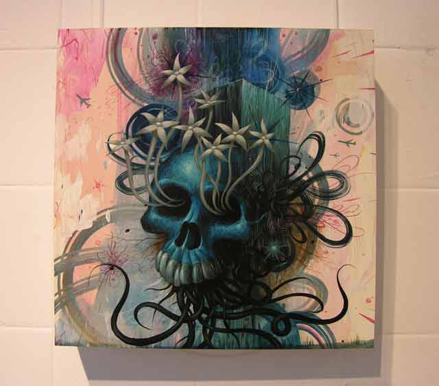 Jeff Soto exhibition @ Stolen Space