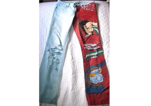 steven tyler caricature. I love Steven Tyler#39;s pants.