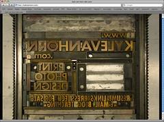 kyle van horn dot com (kvanhorn) Tags: wood promotion self sp type form 20 forme lockup sp20 vandercook kylevanhorncom
