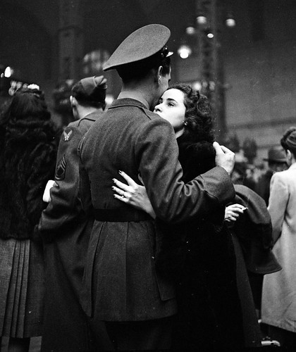 1944 Let me hold you while I may