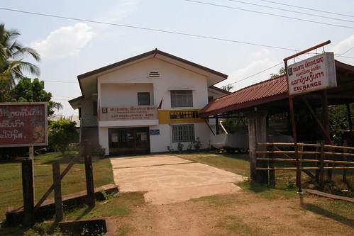 080.Champasak唯一的銀行