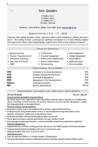 Tivoli administrator resume - Salary: Tivoli Storage Manager