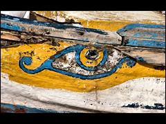 I See You (Antudo) Tags: eye barca sicily palermo bruno occhio sicilia mondello tamron18200 sonyalpha350 phoddastica antudo