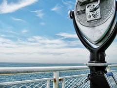 Easy Breezy (LisaRodriguez) Tags: summer water breeze viewer viewfinder portjefferson ferryride ferrydeck