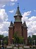 Catedrala Mitropolitana - Timisoara (AragianMarko) Tags: birds europe cathedral timisoara timis piatavictoriei parculcentral bizantin piataoperei catedralamitropolitana