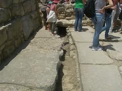 4000 year old plumbing
