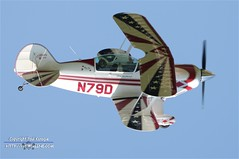 N79D (PHLAIRLINE.COM) Tags: sport plane airplane aviation planes kits ultralight chapter homebuilt flyin eaa 216 pitts aviat crosskeys s2b chapetr n79d 17n