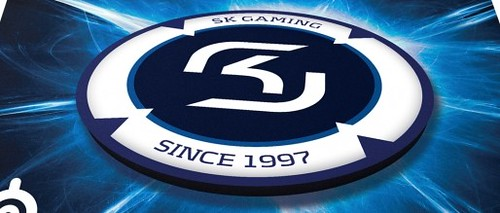 SteelSeries QcK+ Limited Edition (SK Gaming)
