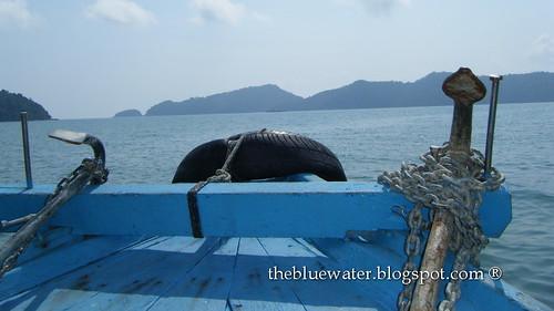 KelongAcheh Boat Ride