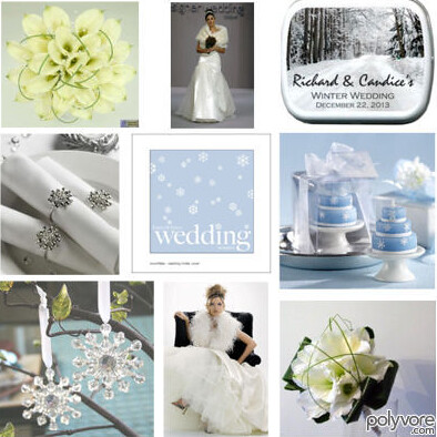 Wedding Ideas  Winter on Here Are Some Ideas For Your Winter Wedding  I Love Blue And White