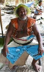 Tikopia Chief (U Jay) Tags: polynesia solomonislands tikopia polynesianmen polynesianoutliers