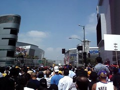 MOV03218 (thetalesend) Tags: movie los downtown tales angeles ryan center parade end lakers staples laker basilio thetalesend