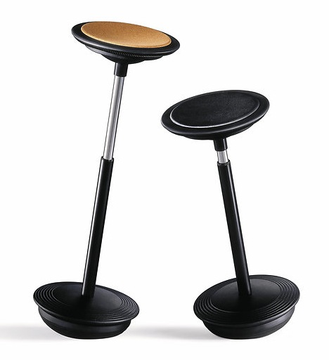 stitz task stool by wilkhahn