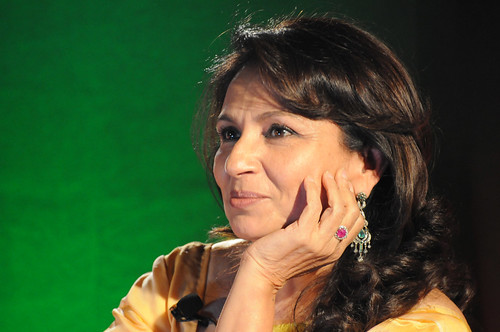 Sharmila Tagore In Person