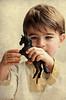 Franco's dream (irfan cheema...) Tags: boy portrait horse texture kid dream franco irfancheema 'familygetty2010'
