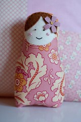 Doll (tutti fruiti) Tags: pillow cushion babushkadoll