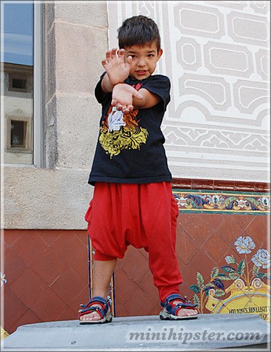ASIEL. MiniHipster.com: children's childrens clothing trends, kids street fashion, kidswear lookbook