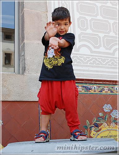 ASIEL. MiniHipster.com: children's childrens clothing trends, kids street fashion, kidswear lookbook