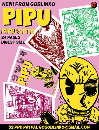 Pipu's Eye Ad