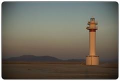 El Delta del Ebre (ENBOR) Tags: lighthouse del faro boat barca desert delta punta desierto ebro pesca far ebre fangar a3b