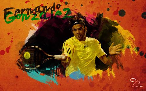 Wallpaper Fernando Gonzalez