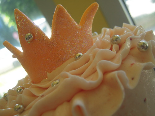 Tall Princess Cake