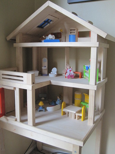 How to Make Wooden Dollhouse Furniture | eHow.com
