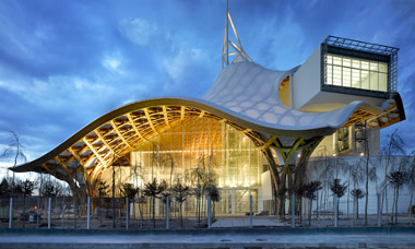 Pompidou Centre Metz, Exterior