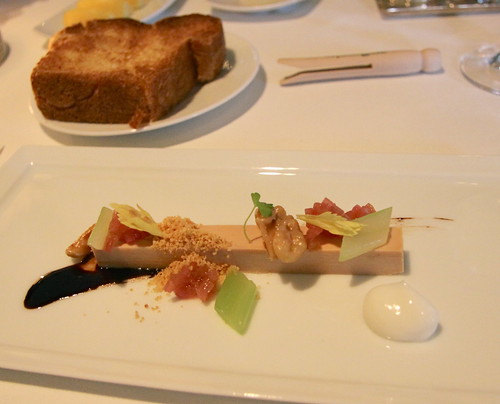 French Laundry - Moulard Duck Foie gras