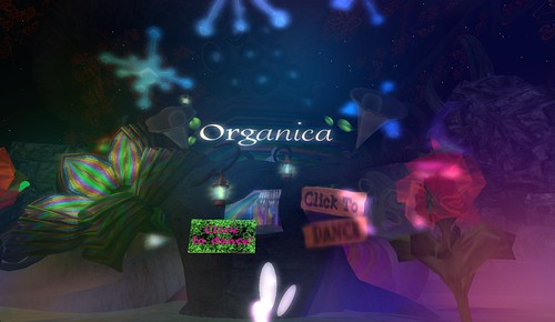 organica and dj barbs kurka at booth